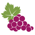 St Joseph Michigan Bed and Breakfast Among the Vineyards Logo Icon